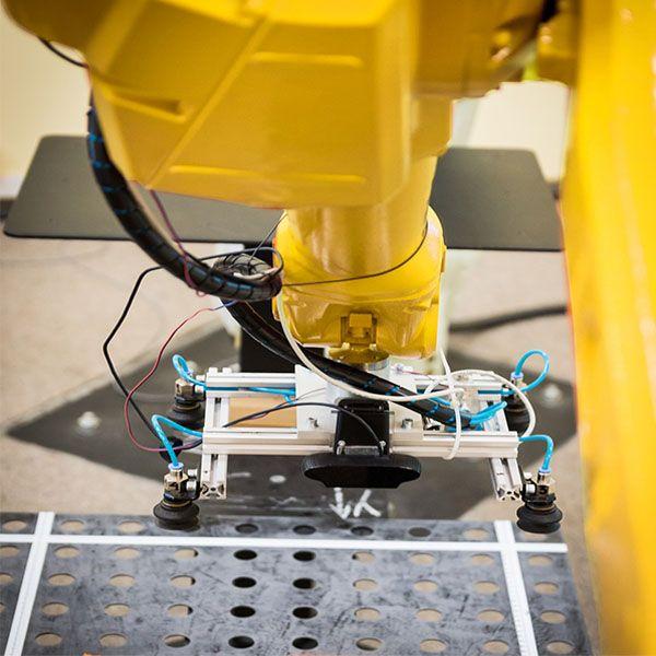 technologie robotique