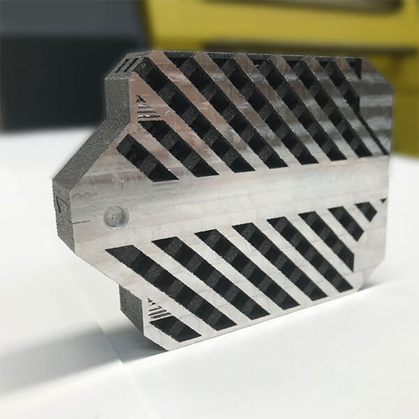fabrication additive métal Suni