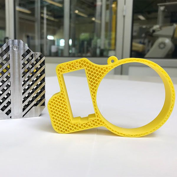 Fabrication additive 3D Suni