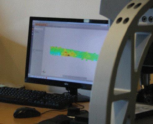 SUNI avec Alicona à propos de 3D mesure