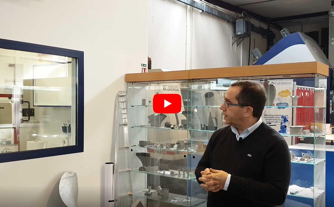 video about GeM Center