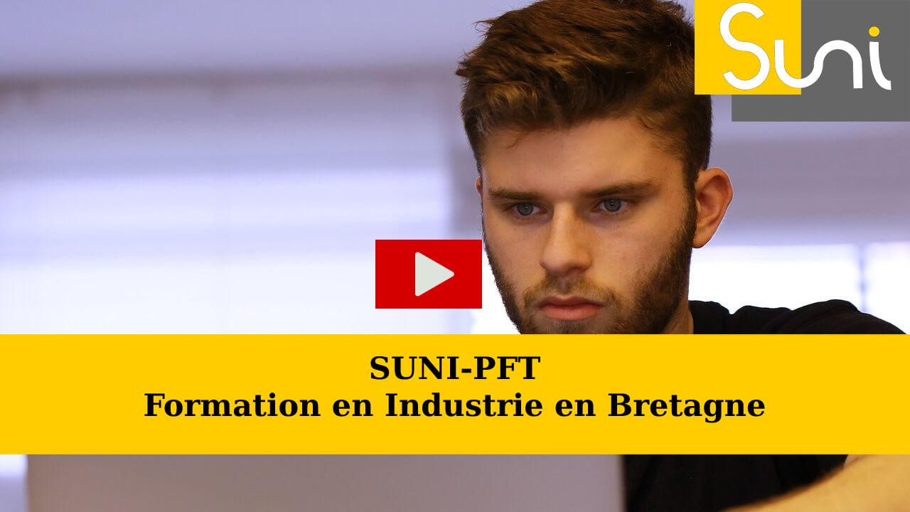 se former dans l'industrie en Bretagne